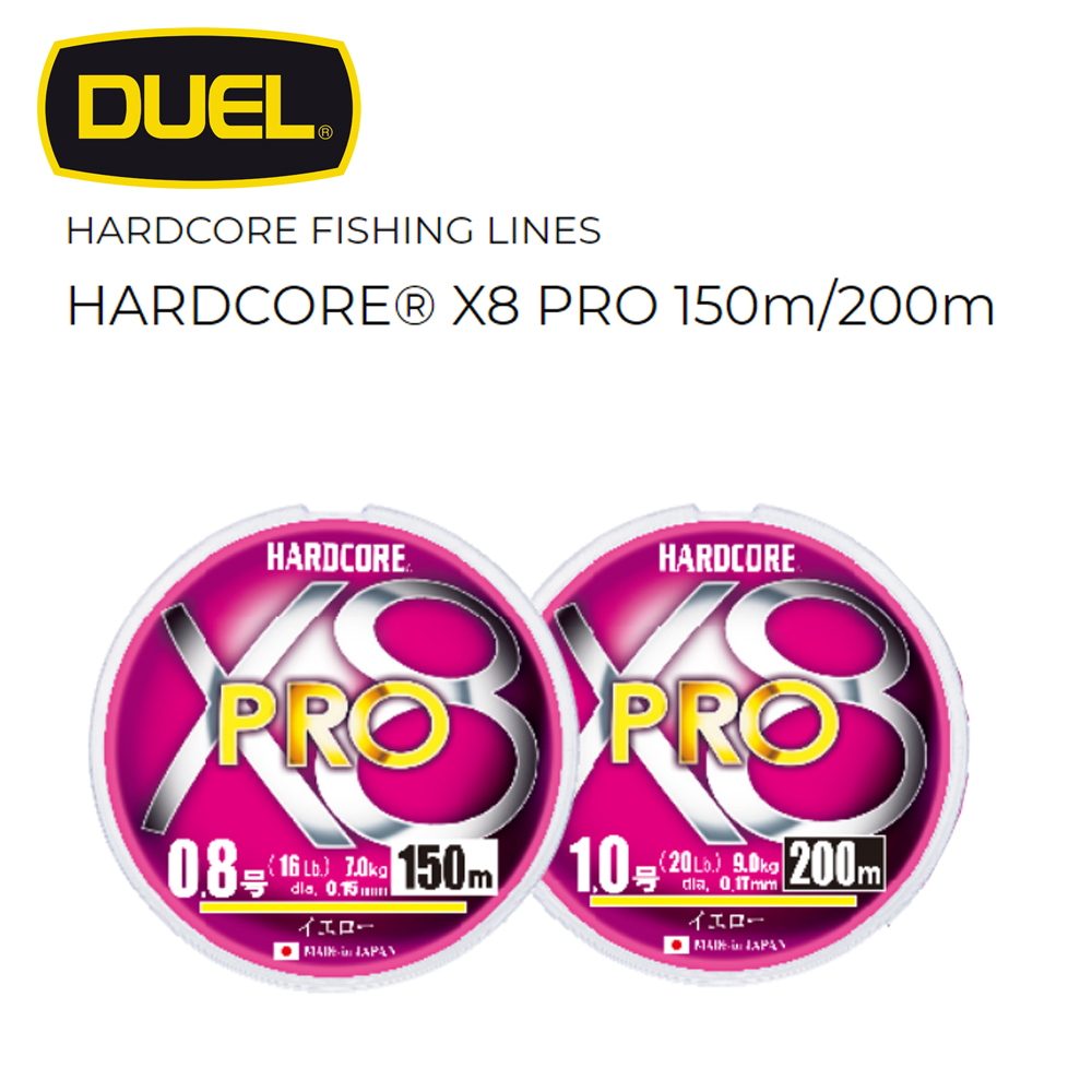 poza categorie Hardcore Fishing Lines
